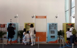 tempat beli tiket monorail sentosa express sentosa universal studio