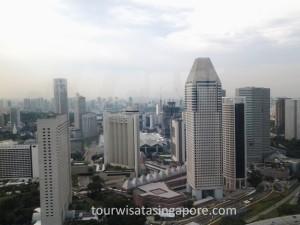 pemandangan singapore flyer 10a