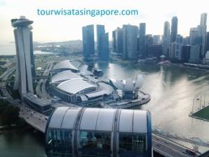 pemandangan singapore flyer 9a