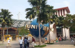 bola universal studio