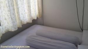 kamar 2 orang lantai 9 lucky plaza apartmen orchard mbak aisyah