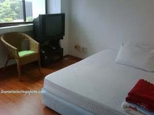 kamar apartmen lucky plaza orchard singapore 1