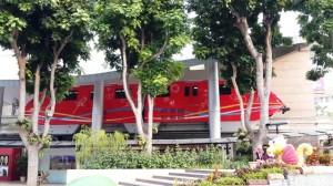 stasiun monorail imbiah stasiun dekat patung singa raksasa merlion tower