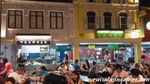 tempat makan halal nasi lemak nasi briyani dekat universal studio singapore