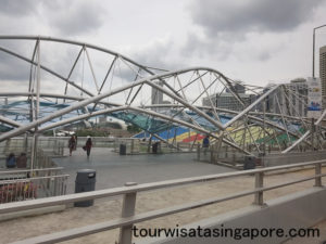 jembatan-helix-bridge